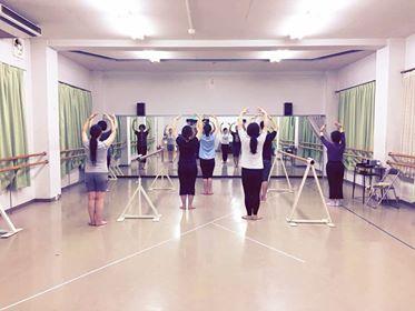 俳優のためのダンス基礎クラス